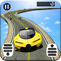Mega Stunt Car Race Game - Free Games 2020 icon