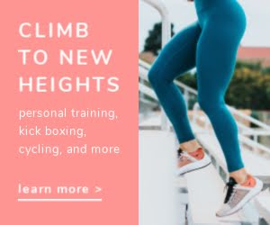 Climb to New Heights - Medium Rectangle Ad Template