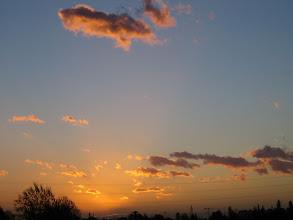 Photo: Il cielo sopra Cadriano, 2006