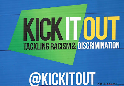 Le racisme en forte augmentation dans le football, selon Kick It Out