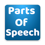 Parts Of Speech in English With Examples
