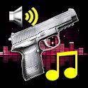 Gun Sounds Ringtones icon