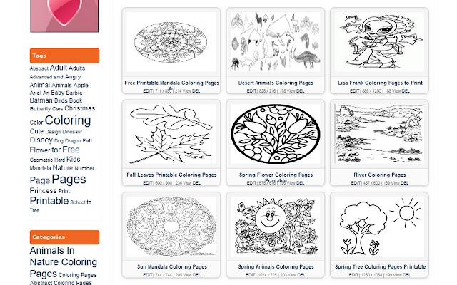 Flamingo Hibiskus Coloring Page Zentangle Illustartion Stock Vector  (Royalty Free) 329591705 | 400x640