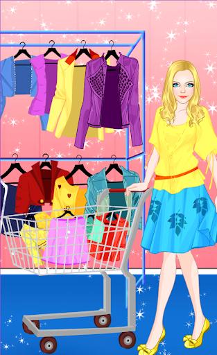 Girl Shopping - Mall Story 2 apktram screenshots 6