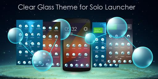Clear Glass Theme