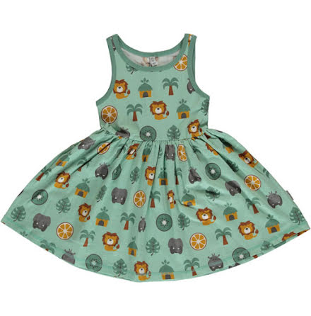 Maxomorra Dress Spin Jungle