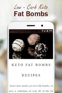 Fat Bombs Recipes for the Keto Diet - náhled