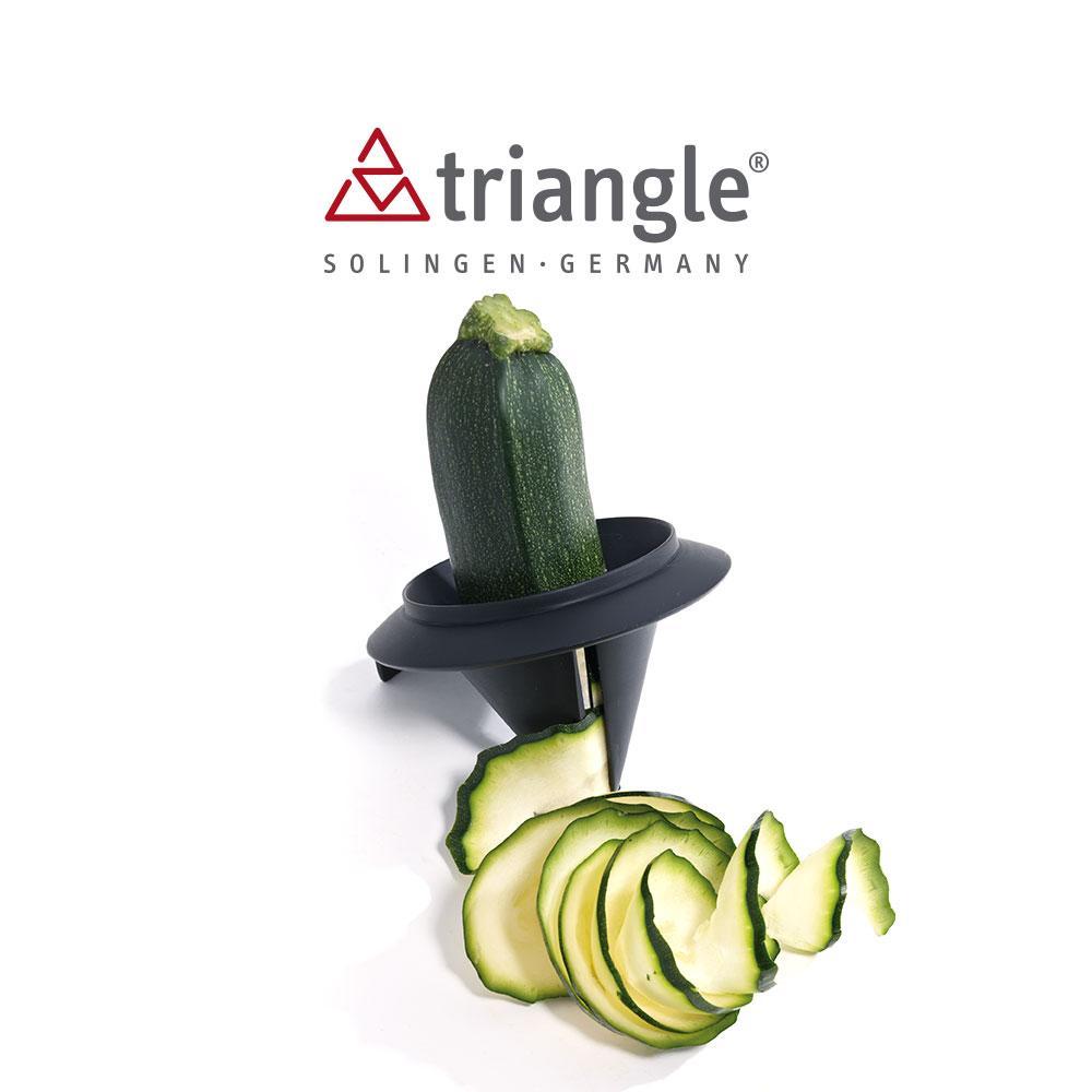 Triangle 螺旋削片刨