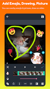 AndroVid Pro : Video Editor Screenshot