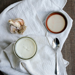 Light Garlic Sauce Recipes.