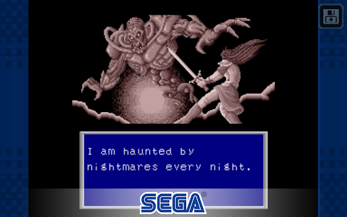 Phantasy Star II Classic Screenshot