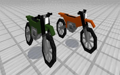 Motobike Mod for MCPE Addon APK screenshot thumbnail 5