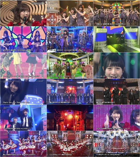 (TV-Music)(1080i) AKB48G 46G – ベストヒット歌謡祭2017 171115