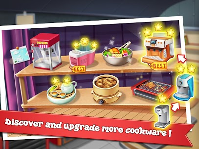 Rising Super Chef – Craze Restaurant Cooking Games 10