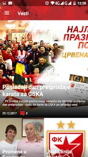 FK Crvena zvezda - náhled