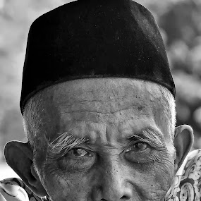 grandfather by Wahyu Tri - People Portraits of Men