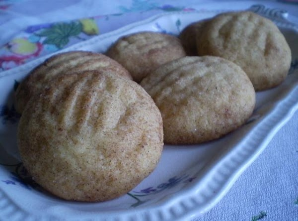 Snickerdoodles (soft & Thick) Recipe