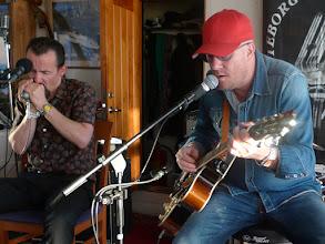 Photo: Stefan Dafgård och Göran Svenningsson torsdag 28 juni 2012  S/S Marieholm, Göteborg
