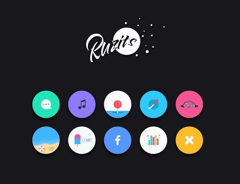 Ruzits 2 Icon Pack Screenshot 0