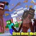 Siren Head Mod for Minecraft icon