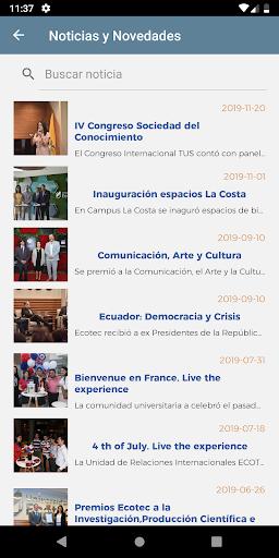 Universidad ECOTEC screenshot 8