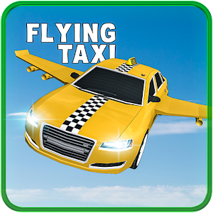 Flying Car Sim: Taxi Pilot 3D for PC and MAC