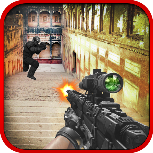 Counter Terrorist Attack 3D