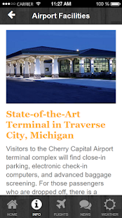 TVC Airport- screenshot thumbnail