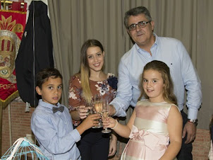 Proclamació de la Fallera Major i President Infantils de Sant Antoni de Paiporta
