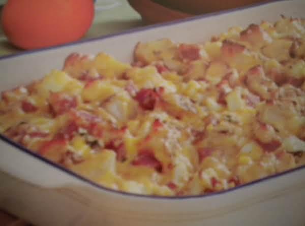 Ham 'N' Potato Casserole_image