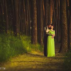 Wedding photographer Artem Mokrozhickiy (tomik). Photo of 18.10.2014