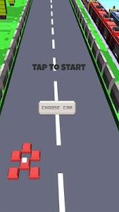 Retro Racing 3D screenshot 8