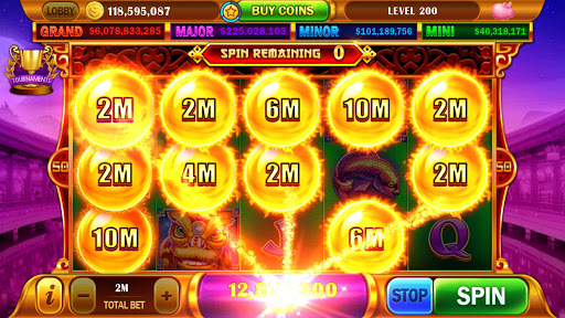 Golden Casino: Free Slot Machines & Casino Games screenshots 2