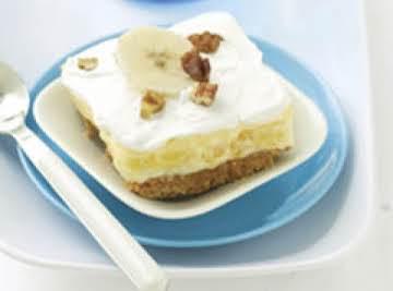 """Banana Split """"Cake"""" Dessert"""