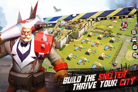 Hero Z:Survival Evolved  captures d'u00e9cran 2