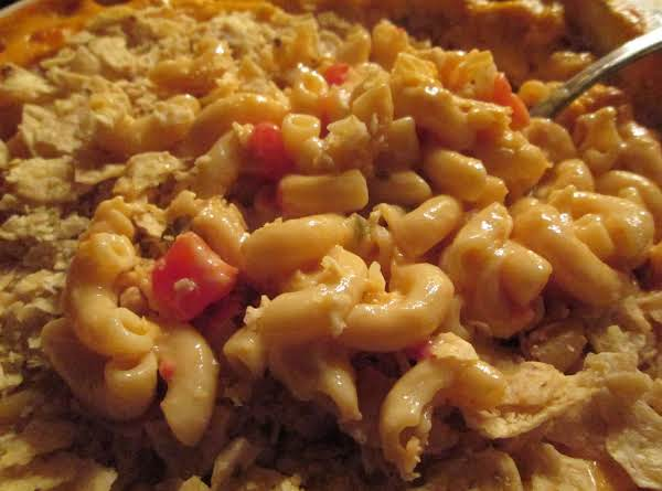 Nacho Mac & Cheese - Yummy! Recipe