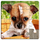 Dogs Jigsaw Puzzles Game - For Kids & Adults 🐶 file APK Free for PC, smart TV Download