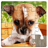 Dogs Jigsaw Puzzles Game - For Kids & Adults 🐶 Apk Download Free for PC, smart TV