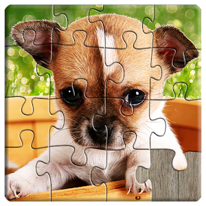 Dogs Jigsaw Puzzles Game  For Kids  Adults   Android Apps on