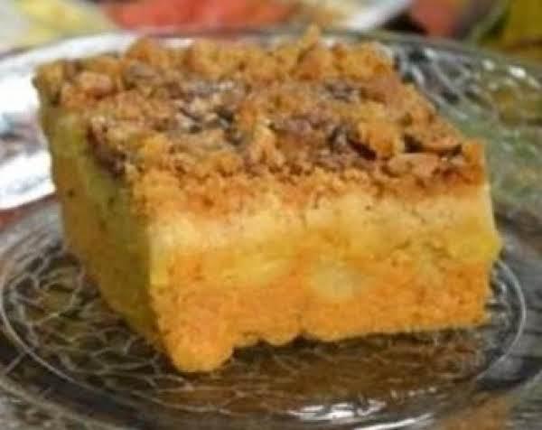 Pumpkin Pie Crunch Bars