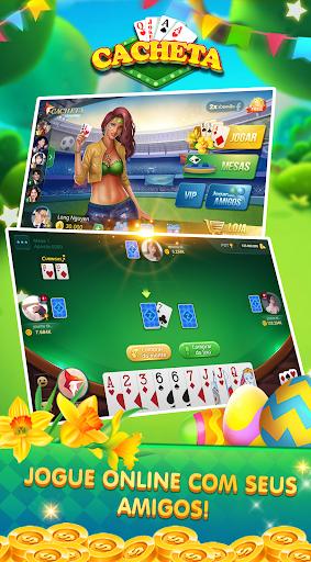 Cacheta - Pife - Pif Paf - ZingPlay Jogo online screenshots 1
