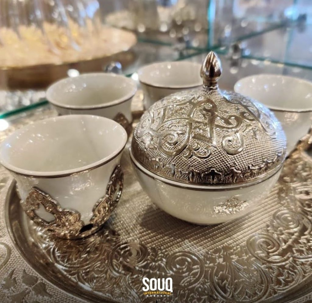 Porcelain Tea and coffee sets