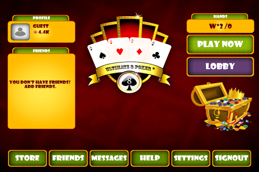 U8 Poker