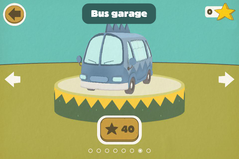 Busy Wheels: City Bus- screenshot