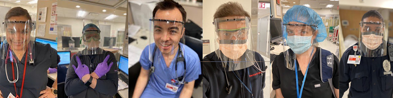 Community of Volunteers Delivers Over 75,000 3D Printed Face Shields and PPE in Response to COVID-19