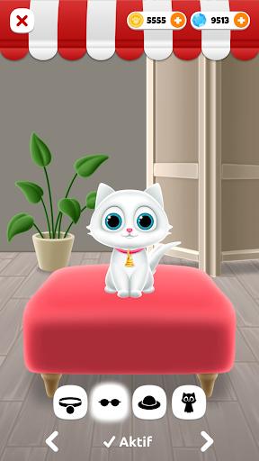 PawPaw Cat | My Virtual Cat Petting Cute Animal 1.1.4 screenshots 2