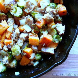 {Recipe Redux} Leftover Meatloaf Hash