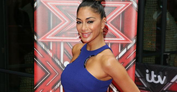 Nicole Scherzinger hasn't committed to X Factor