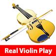 Real Violin Play