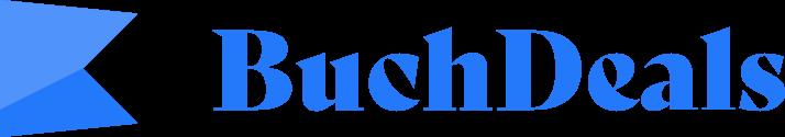 buchdeals Logo beim Bookerfly Kongress